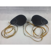 Porsche 996 Carrera 986 Boxster Front/Rear Speaker Pair + Hertz Speakers